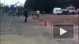 Появилось видео взрыва на карнавале во Франции