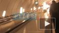 """На станции метро """"Звенигородская"""" сломался эскалатор ..."""