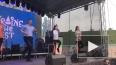 Видео: Кличко станцевал под Бритни Спирс с волонтерами ...