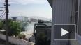 Страшное видео взрыва газового баллона в Махачкале ...