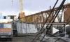 В Подмосковье башенный кран рухнул и убил двух человек