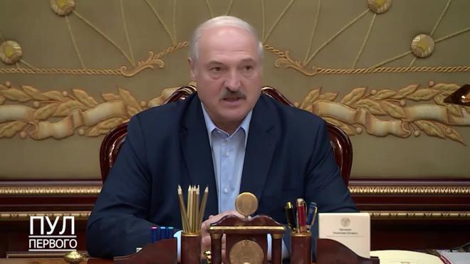 Лукашенко прокомментировал задержание россиян в Белоруссии