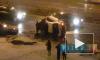 На Орджоникидзе пьяный водитель завалил машину на бок и подбил другую иномарку