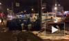 В результате серьезного ДТП на Бестужевской загорелась иномарка
