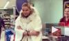Видео: Волочкова сняла странное видео в петербургском супермаркете
