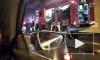 Видео из Москвы: В Лефортовском тоннеле легковушка на скорости врезалась в дорожную машину