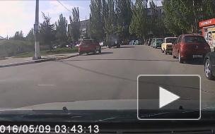 Попался пешеход Керчь.