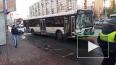 После столкновения автобуса и маршрутки на Индустриальном ...