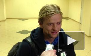 Анатолий Тимощук: Ну, если бы я судил, то мы бы смогли выиграть.