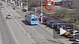 Видео из Москвы: Троллейбус сбил ребенка на велосипеде
