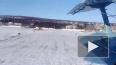 Пассажир Ан-2 снял на видео момент падения самолета ...