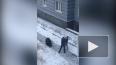 Жестокое избиение человека на Маршала Захарова попало ...