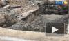 Трамвайные пути на Среднеохтинском будут закрыты до осени из-за раскопок