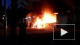 Женщина пострадала в результате пожара в Калининском ...