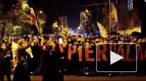 В Польше прошли массовые акции протеста из-за запрета абортов по причине патологии плода