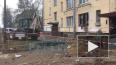 Пожилая петербурженка погибла во время прорыва трубы ...
