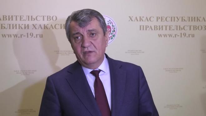 Меняйло раскритиковал минздрав Хакасии за недочеты в борьбе с COVID-19