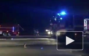 После экстренной эвакуации пассажиров Boeing в Шереметьево 8 человек пострадали, двое в больнице