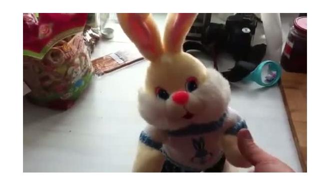 Заяц-танцор