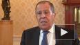 Сергей Лавров назвал границу между Россией и Норвегией ...