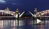 Реверсивное движение на Большеохтинском мосту организуют за 11,6 млн рублей