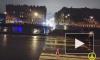 Такси сбило юную москвичку на набережной Фонтанки