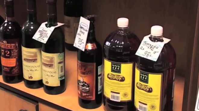 Акцизы на крепкий алкоголь в РФ в 2015 году могут вырасти на 20%