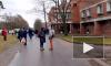 В Петербурге из-за угрозы взрыва эвакуировали РАН на проспекте Тореза