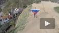 Тимати установил российский флаг на буквы Голливуд ...