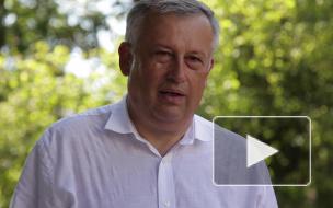 Губернатор Александр Дрозденко доволен готовностью Выборга ко Дню Ленинградской области