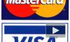Деньги клиентов MasterCard и Visa под угрозой