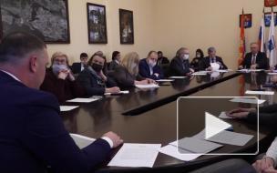 Комитет финансов Выборгского района отчитался перед депутатами Выборга