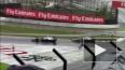 Авария Жюля Бьянки на гран-при Японии Формулы 1 случайно ...