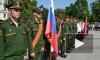 Видео: на площади Выборгских полков прошел митинг ко дню 75-ой годовщины освобождения Выборга