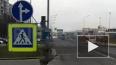 Опубликован момент аварии на перекрестке Богатырского ...