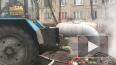 Видео: на улице Шелгунова ремонтируют теплосеть для ...