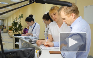 Миндрав: Каждый россиянин ежегодно обращается за медпомощью не менее 8 раз