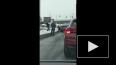 """Видео: неадекватный водитель устроил ДТП с """"танцами"""" ..."""