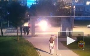 МВД опубликовало видео наезда на двух женщин в Батайском проезде в Москве