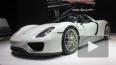 Porsche 918 Spyder за 47 млн рублей показали на ММАС-201...