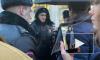 Участников одиночных пикетов задерживают в Петербурге