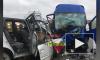 Число жертв аварии в Алтайском крае увеличилось до восьми человек