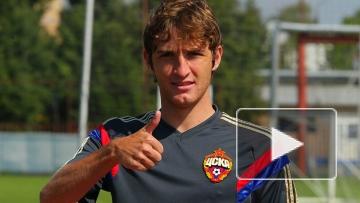 Футболист ЦСКА Марио Фернандес получил российское гражданство