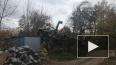 В Нижнем Новгороде на детский сад упал кран, крановщик ...