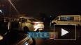 Видео: на Октябрьской набережной КИА въехала под эвакуат...