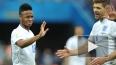 ЧМ-2014: Коста-Рика — Англия 0:0, Англия покидает ...