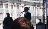 Беглов поздравил петербуржцев с 1 мая на Дворцовой площади