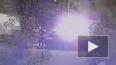 На Евдокима Огнева загорелась машина с людьми внутри