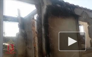 В Красноярском крае две девушки ради лайков сожгли чужую дачу