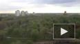 В Оренбурге на колесе обозрения застряли люди. Видео